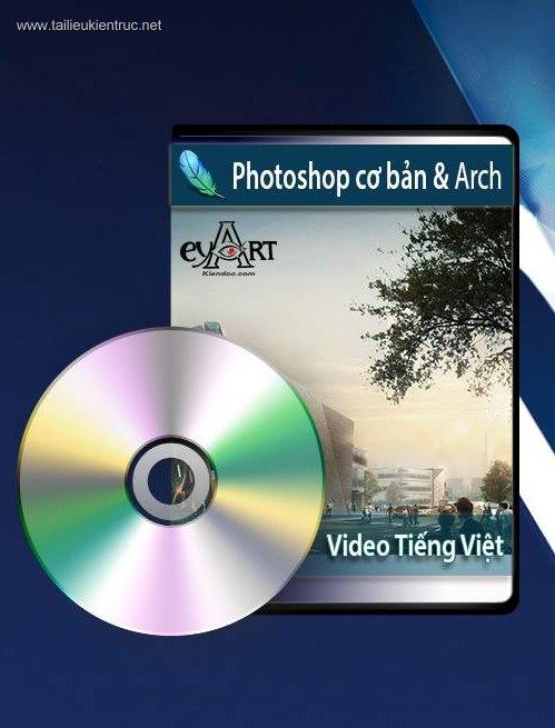 DVD Photoshop căn bản - Tiếng Việt
