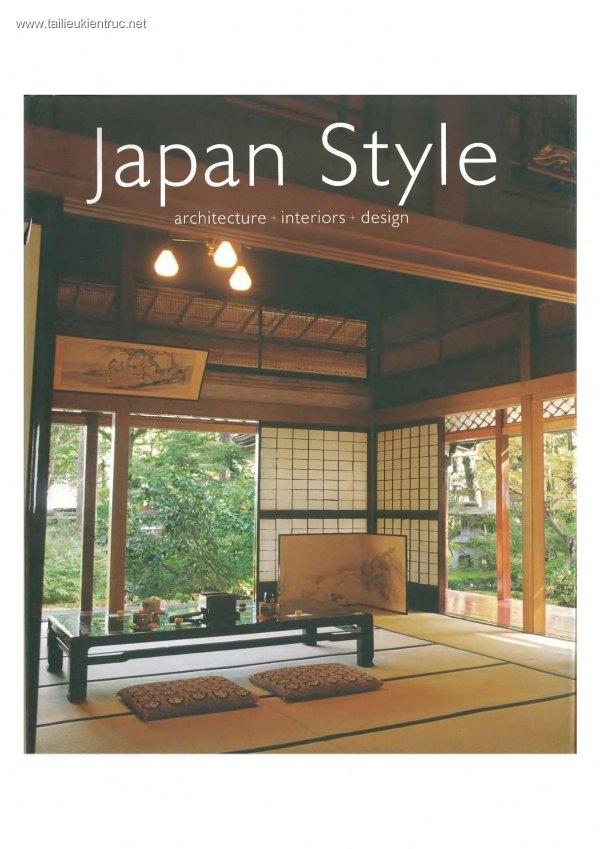 Ngoại thất và nội thất theo phong cách nhật Japan Style