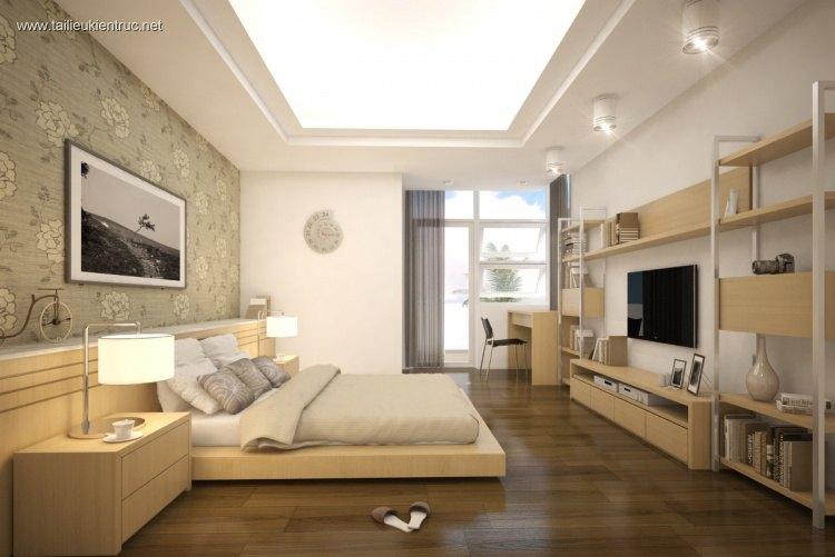 Flie 3dsmax Phòng Ngủ Master Phong cách hiện đại 00026