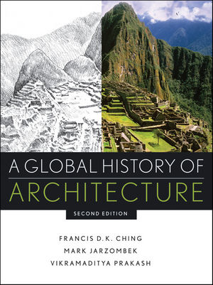 Sách kiến trúc A Global History of Architecture-Francis D.K Ching