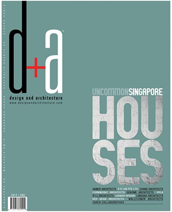 Tạp chí kiến trúc D+A magazine annual 2013