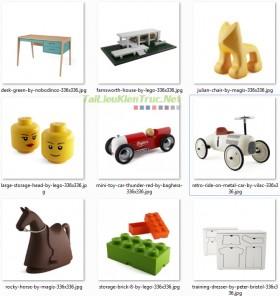 Tổng hợp 3d model kids - Đồ chơi trẻ em file max