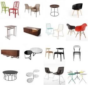 Tổng hợp 42 model 3d về ghế, sofa, table, giường 001
