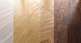 Bộ map sàn gỗ cực khủng của Viz People