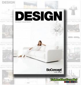 Tạp chí BoConcept Interior Design 2008