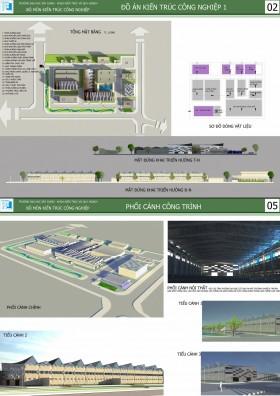 Đồ án công nghiệp 1 - Nhà máy sản xuất Xe máy 001