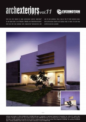 Thư viện 3dsMax EV Archexteriors Vol.11