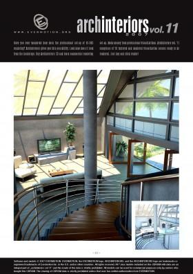 Thư viện 3dsMax EV Interiors Vol.11