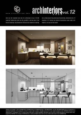 Thư viện 3dsMax EV Interiors Vol.12