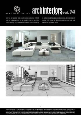 Thư viện 3dsMax EV Interiors Vol.14