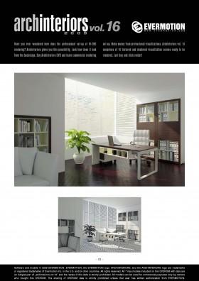 Thư viện 3dsMax EV Interiors Vol.16