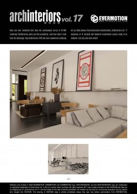 Thư viện 3dsMax EV Interiors Vol.17