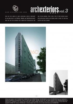 Thư viện 3dsMax EV Archexteriors Vol.3