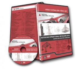 DVD Hướng dẫn Autocad toàn tập Full