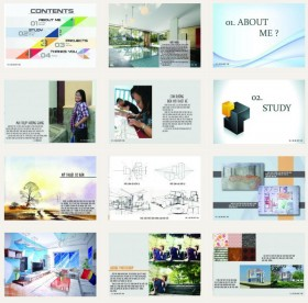 Đồ án kiến trúc - Đồ án thiết kế Biệt thự