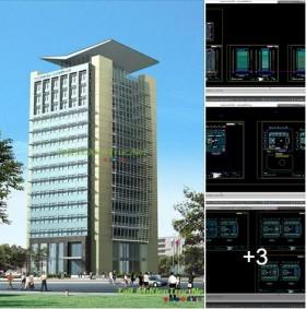 Đồ án tốt nghiệp kiến trúc - Trường đại học Điện Lực