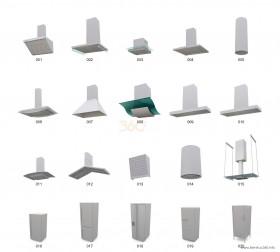 Thư viện 3dsMax Arch Model Vol-10