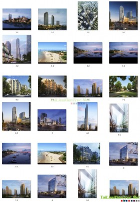 Thư viện Photoshop ghép phối cảnh công trình kiến trúc CG23