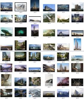 Thư viện Photoshop ghép phối cảnh công trình kiến trúc CG02