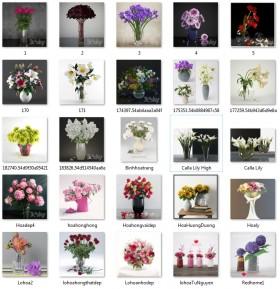 Tổng hợp 40 model lọ hoa đẹp file 3dsmax