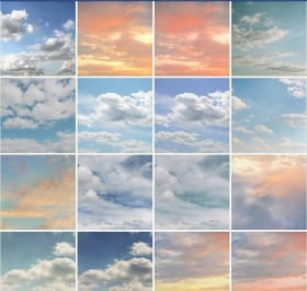 Tổng hợp 133 File Ảnh bầu trời dùng để ghép phối cảnh Full