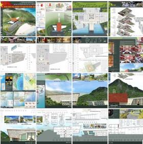 Đồ án tốt nghiệp kiến trúc - Bảo tàng Võ Nguyên Giáp - Quảng Bình