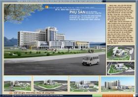 Đồ án tốt nghiệp kiến trúc - Bệnh viện phụ sản 250 giường Vũng Tàu