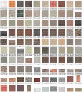 Thư viện 289 Ảnh Map Tường Gạch các loại P2