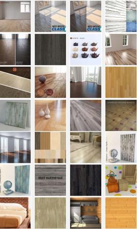 Tổng hợp thư viện 25 Vật liệu sàn gỗ full Map