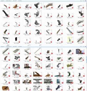 Tổng hợp 212 Model 3d chi tiết cầu thang Các loại full download