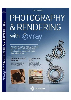 Sách Photography and Rendering with Vray bằng tiếng việt Full