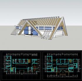 Đồ án kiến trúc - Thiết kế bưu điện
