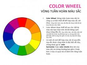 Lý thuyết về cách sử dụng màu sắc trong thiết kế
