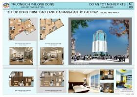 Đồ án tốt nghiệp kiến trúc sư - Thiết kế chung cư MS07