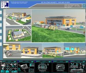 Đồ án công nghiệp 2 - Thiết kế nhà máy In báo MS02