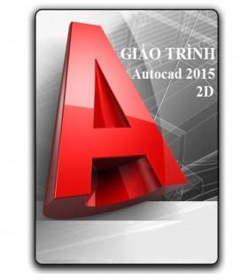 Giáo trình hướng dẫn học AutoCad 2015 Full