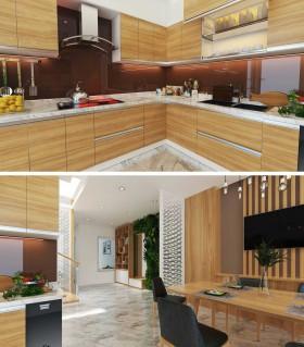 Sence Phòng bếp + ăn 0007