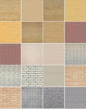 Thư viện 190 Ảnh Map Tường Gạch chất lượng các loại P4