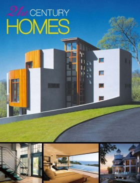 Tạp chí kiến trúc 21st century homes