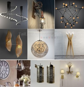 Tổng hợp 9 Model 3D đèn đẹp và hiện đại 015