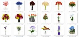 Tổng hợp 20 model lọ hoa đẹp file 3dsmax full