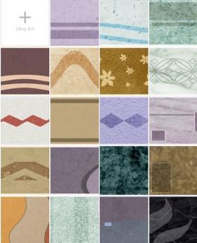 Thư viện 410 Map Gạch Mosaic các loại Full P2