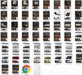 Thư viện tổng hợp 51 model 3d ghế và sofa cao cấp 00022