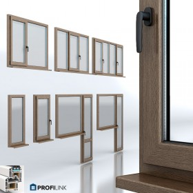 Tổng hợp 07 Model 3dsmax về Cửa khung Nhôm kính đẹp P8