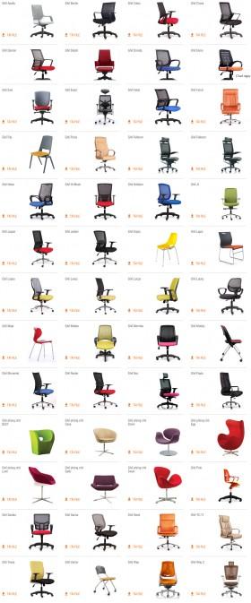 Thư viện tổng hợp 53 model 3d ghế văn phòng Hiện đại 00024