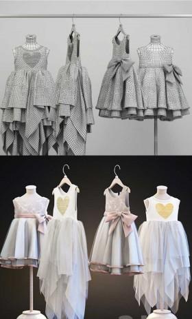 Thư viện 3d model dành cho Shop Studio váy cưới P3