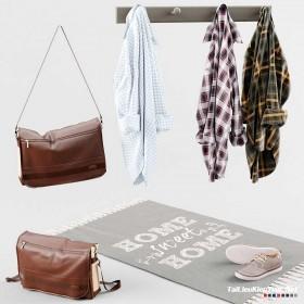 Thư viện 3d model Quần áo, giày dép, túi đeo P5