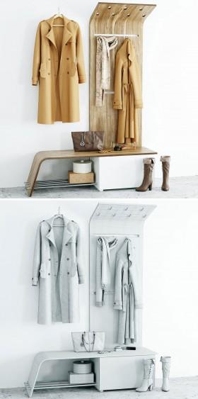 Thư viện 3d model dành cho Shop Quần áo, giày dép P6