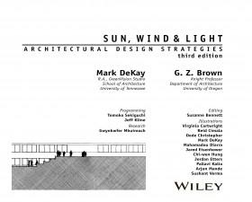 Sách Nắng gió và ánh sáng (Sun wind and light)