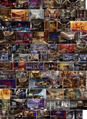 Thư viện tổng hợp 1,6GB Phối cảnh các thiết kế nội thất Phòng Karaoke 007